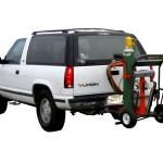 Gopher Blaster on truck